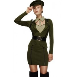 Costum fever capitan army
