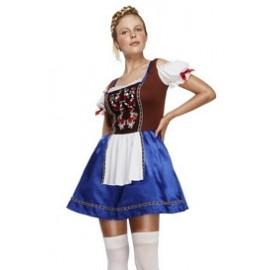 Costum fever bavareza