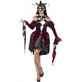 Costum Arlechin Venetian - Marime S