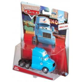 Gray Semi Deluxe - Disney Cars 2