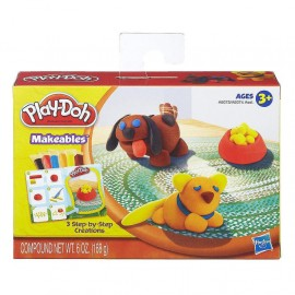 Set plastilina Play Doh animale