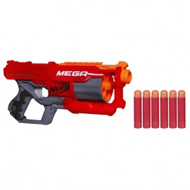 Pusca Hasbro blaster mega cycloneshock a9353