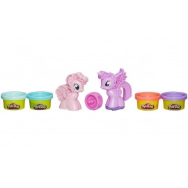Set plastilina Play Doh set de creat cu ponei hasbro b0010