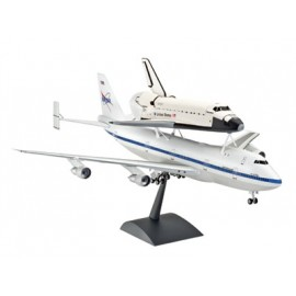 4863 boeing 747 sca & space shuttle