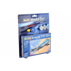 Model set boeing 747200