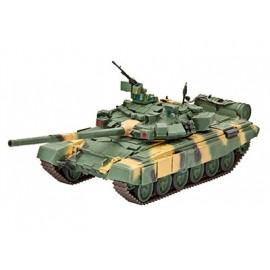 Russian battle tank t90