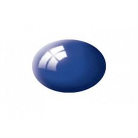 Aqua ultramarineblue gloss