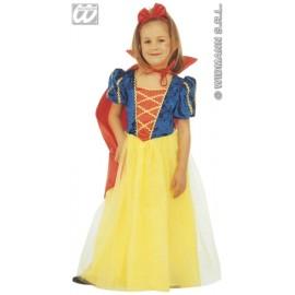 Costum carnaval copii - Micuta Alba ca Zapada