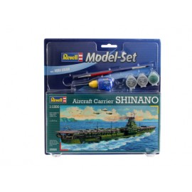 Model set aircraft carrier shinano