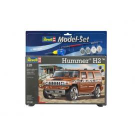 Model set hummer h2
