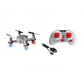 Mini quadrocopter nanoquad white