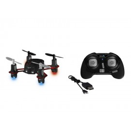 Mini quadrocopter nanoquad black