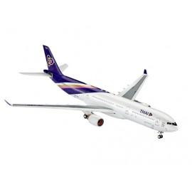 Macheta avion airbus a330300 thai airways (tbc) revell 04870