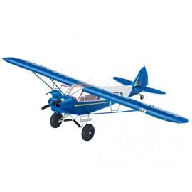 Model avion piper pa18 with bushwheels revell 04890