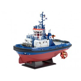 Macheta vapor harbour tug boat fairplay i,iii,x  revell 05213