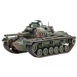 Macheta tank revell m48 a2ga2 3236