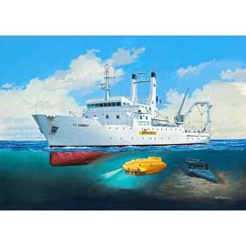 Macheta vapor revell titanic searcher le suroît rv5131
