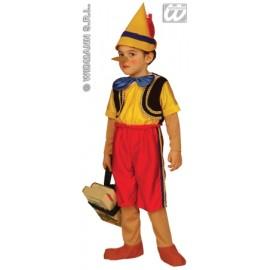 Costum carnaval copii - Pinocchio