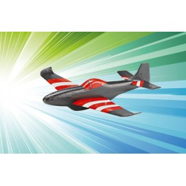 Planor revell micro glider air jumper
