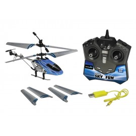 Micro helicopter revell sky fun rtf 23982