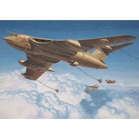 Macheta avion revell handley page victor k2 04326