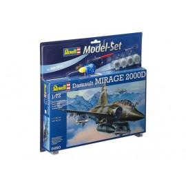 Model set revell mirage 2000d 64893