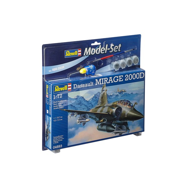 Model set revell mirage 2000d 64893