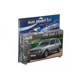 Model set revell vw golf 1 gti 67072