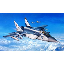 Macheta avion revell mig31 foxhound 04086