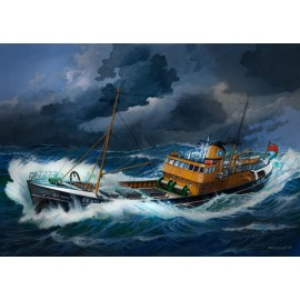 Macheta vas de pescuit revell northsea trawler 05204