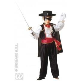 Costum carnaval copii - Micul Zorro
