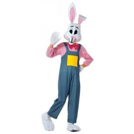 Costum carnaval copii - Iepure cu masca