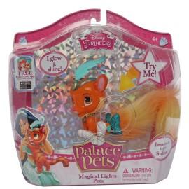 Figurina Disney Cu Coada Care Lumineaza - Sultan Tigrul Jasminei imagine