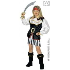 Costum carnaval copii - Fetita Pirat