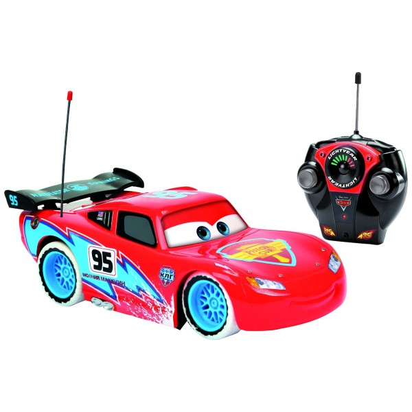 Light McQueen Ice Racing - Dickie