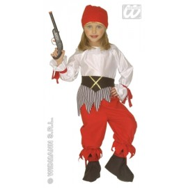 Costum carnaval copii - Piratesa