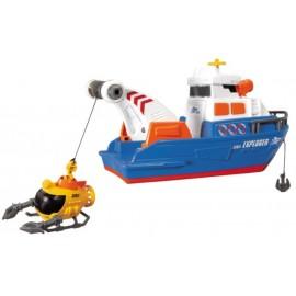 Barca Explorer