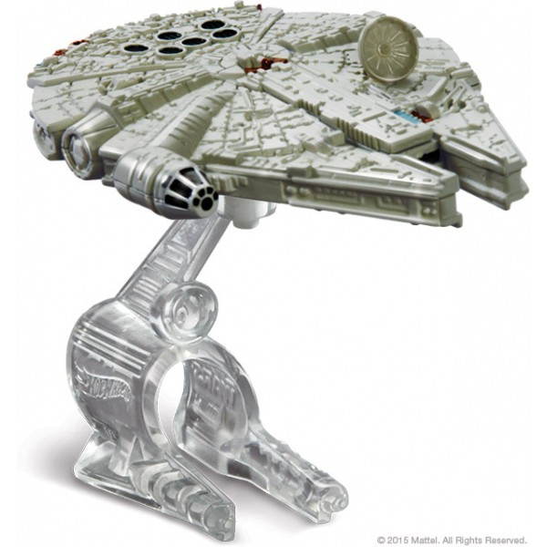 Nava Millennium Falcon - Hot Wheels Star Wars
