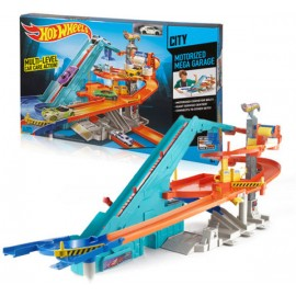 Hot Wheels Playset - Mega Garaj