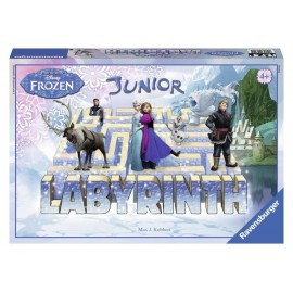 Joc labirint junior - disney frozen