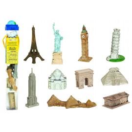 Tub 10 figurine - In jurul lumii