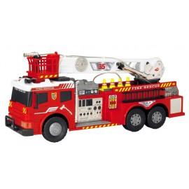 Masina de pompieri 62 cm cu telecomanda