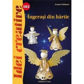 Ingerasi Din Hartie - Idei Creative 102 imagine