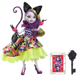 Papusa Ever After High Taramul Minunilor - Kitty Cheshire