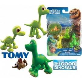 Arlo, Libby si Buck - The good dinosaur
