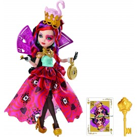 Papusa Ever After High Taramul Minunilor - Lizzie Hearts