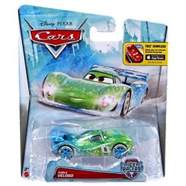 Disney Cars 2 - Carla Veloso Ice Racers
