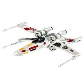 Macheta naveta spatiala revell xwing fighter 03601