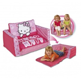 Canapea extensibila hello kitty