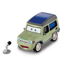 Miles Axlerod - Disney Cars 2